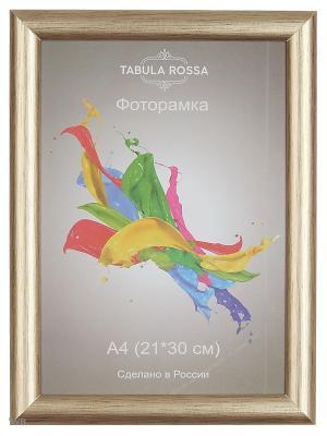 Фоторамка 21х30 №417 Tabula Rossa. Цвет: золотистый