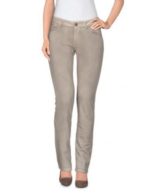 Повседневные брюки PRAIO. Цвет: светло-серый