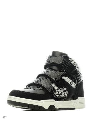 Ботинки Mursu. Цвет: белый, черный
