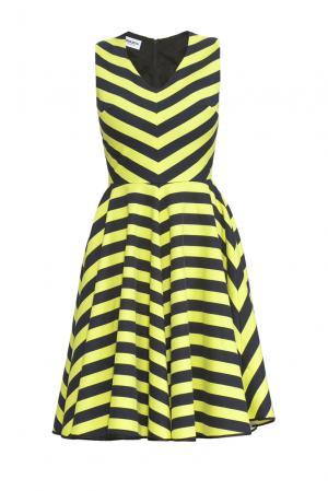 Платье 159413 Demurya Collection. Цвет: разноцветный