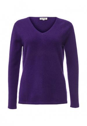 Пуловер Zaroo Cashmere. Цвет: фиолетовый