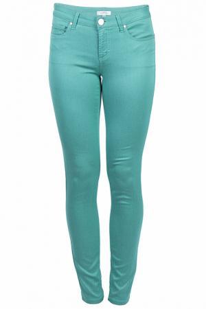Джинсы Versace Collection. Цвет: зеленый