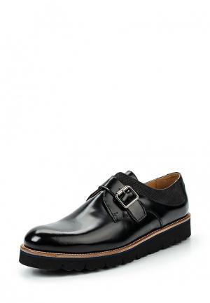 Туфли Carlo Torrecci. Цвет: черный