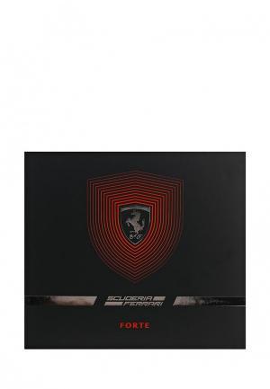 Набор парфюмерный Ferrari Scuderia. Цвет: прозрачный