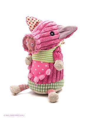 Музыкальная игрушка Свинка Deglingos. Цвет: розовый