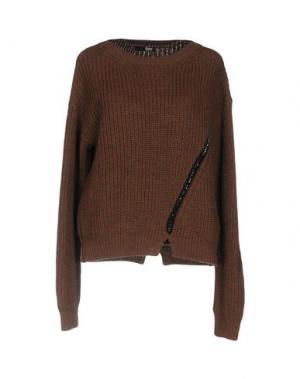 Свитер B.YU. Цвет: коричневый