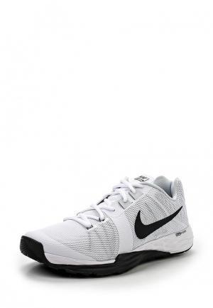 Кроссовки Nike. Цвет: белый
