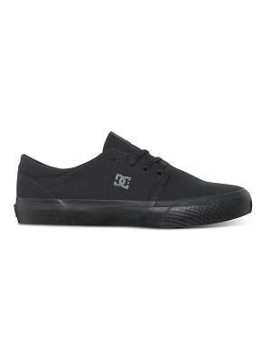 Кеды DC Shoes. Цвет: черный, антрацитовый