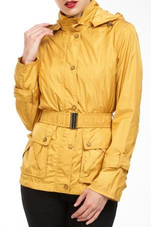 Куртка Fly Charter's. Цвет: желтый