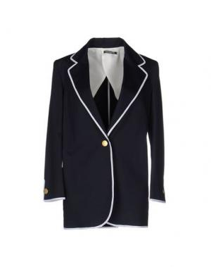 Пиджак NINEMINUTES. Цвет: темно-синий