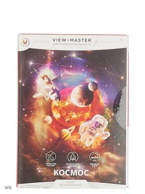 Приложение для системы View Master Mattel. Цвет: черный, фиолетовый
