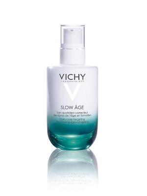 Vichy, Slow Age, крем-флюид против признаков старения на разных стадиях формирования, 50 мл VICHY. Цвет: лазурный