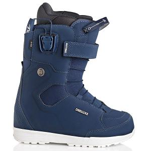 Ботинки для сноуборда женские  Empire Lara Tf Night Blue Deeluxe. Цвет: темно-синий