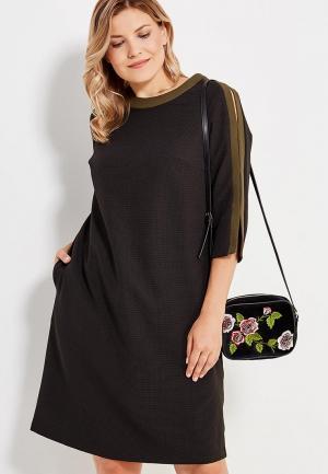 Платье Vis-a-Vis. Цвет: черный
