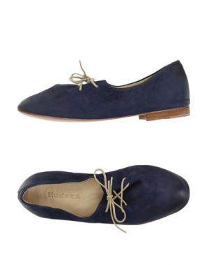 Обувь на шнурках KUDETÀ. Цвет: синий