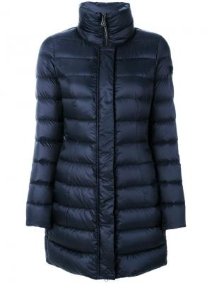 Puffer jacket Peuterey. Цвет: синий
