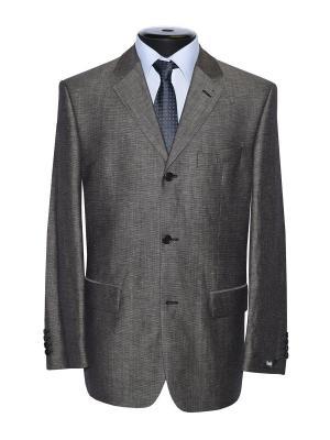 Пиджак Onegin. Цвет: серый