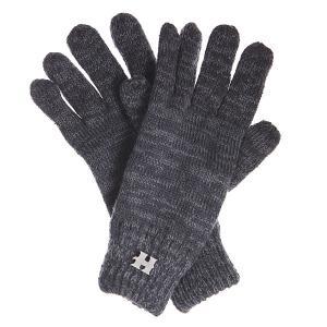 Перчатки  Strong Gloves Heather Grey Harrison. Цвет: серый