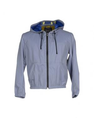 Куртка 313 TRE UNO. Цвет: серый