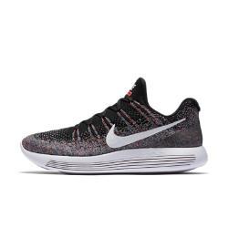 Мужские беговые кроссовки  LunarEpic Low Flyknit 2 Nike. Цвет: черный