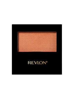 Румяна для лица Powder Blush, Naughty nude 006 Revlon. Цвет: бронзовый