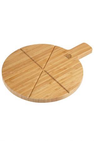 Доска из бамбука STAHLBERG. Цвет: коричневый