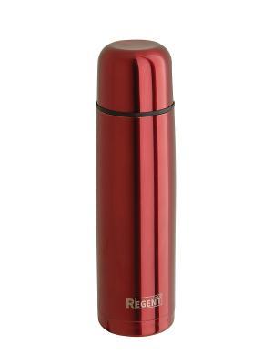 Термос Regent inox. Цвет: красный