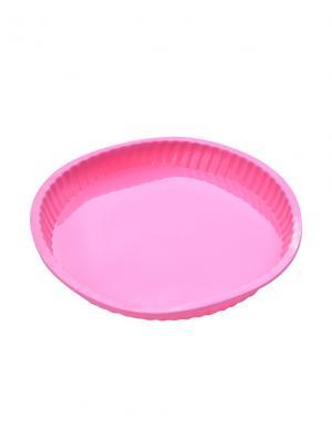 Форма для выпечки, круглая ф26,6*3см MARVEL.. Цвет: лиловый
