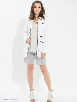 Шорты Vero moda. Цвет: серый