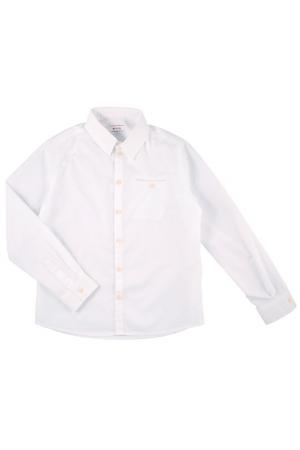 Рубашка MORLEY. Цвет: белый