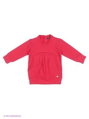 Платье MANAI. Цвет: красный