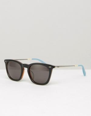 Toms Квадратные солнцезащитные очки Max. Цвет: черный