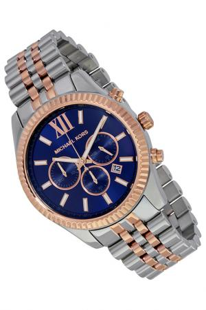 Watch Michael Kors. Цвет: silver, blue