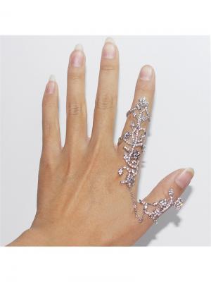 Кольца SAVANNA. Цвет: золотистый