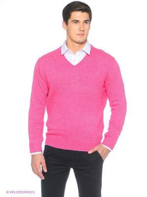 Пуловер Fine Joyce. Цвет: розовый