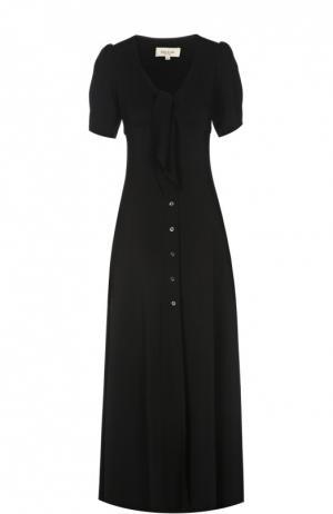 Платье Paul&Joe. Цвет: черный