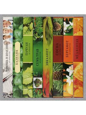 Набор аромапалочек, 8 ароматов Индокитай. Цвет: прозрачный
