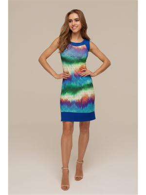 Платье летнее из трикотажного полотна ORHIDEA