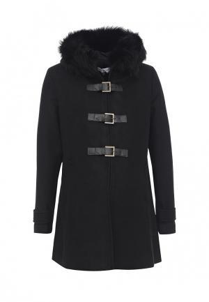 Пальто Envie de Fraise. Цвет: черный