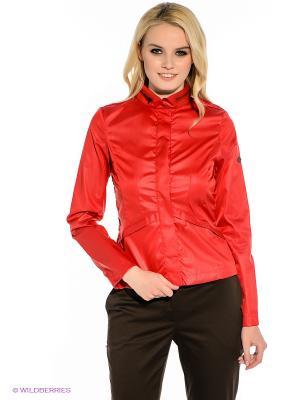 Куртка F5. Цвет: красный