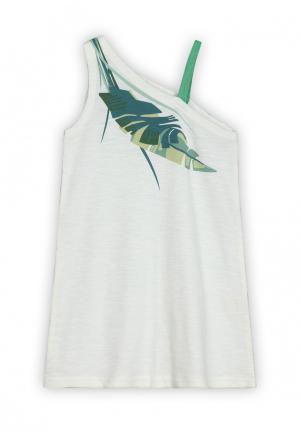 Платье Ёмаё. Цвет: белый