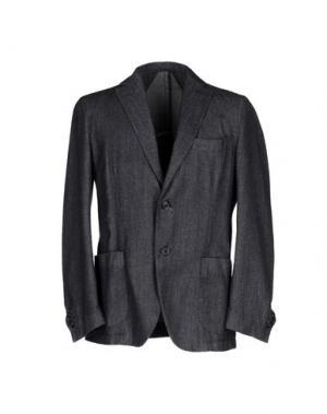 Пиджак GERMANO. Цвет: темно-синий