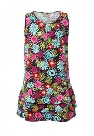 Платье Boboli. Цвет: разноцветный