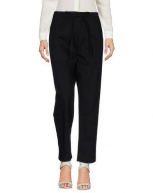 Повседневные брюки MAISON LAVINIATURRA. Цвет: черный