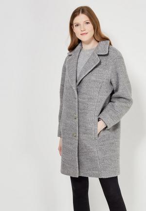 Пальто Fashion.Love.Story. Цвет: серый