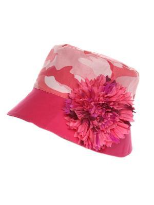 Панамка Jane Flo. Цвет: розовый