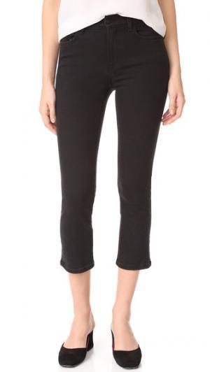 Узкие прямые джинсы Jackie Siwy. Цвет: china girl