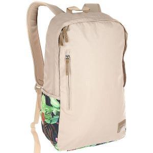 Рюкзак городской  Smith Backpack Se Khaki/Multi Nixon. Цвет: бежевый
