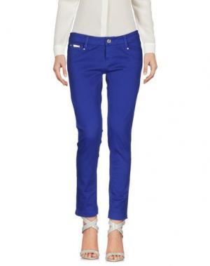 Повседневные брюки EAN 13. Цвет: синий