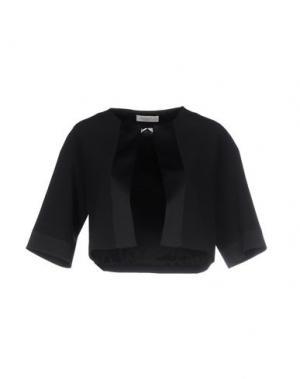 Куртка ANTONELLI. Цвет: черный